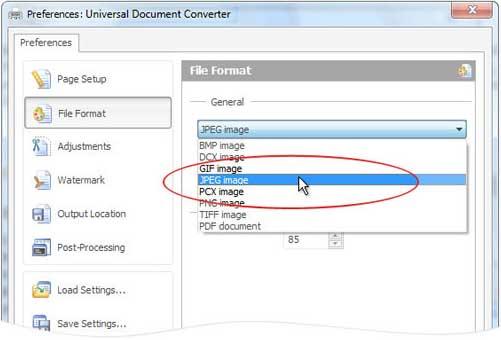 pdf als jpg speichern universal document converter. Black Bedroom Furniture Sets. Home Design Ideas